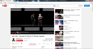 youtube scream and shout