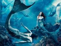 Džulijen Mur kao Mala sirena Foto: Eni Libovic