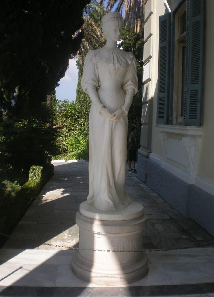 Statua austrijske carice Sisi