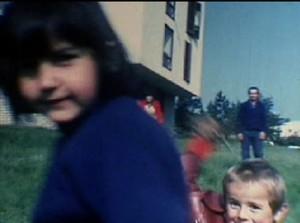 Dejan Kaluđerović - 1.maj 1977 - video instalacija