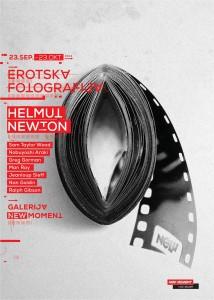 Helmut Newton erotska fotografija