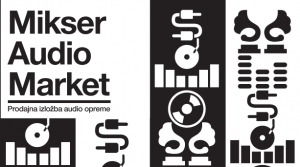 Mikser Audio Market