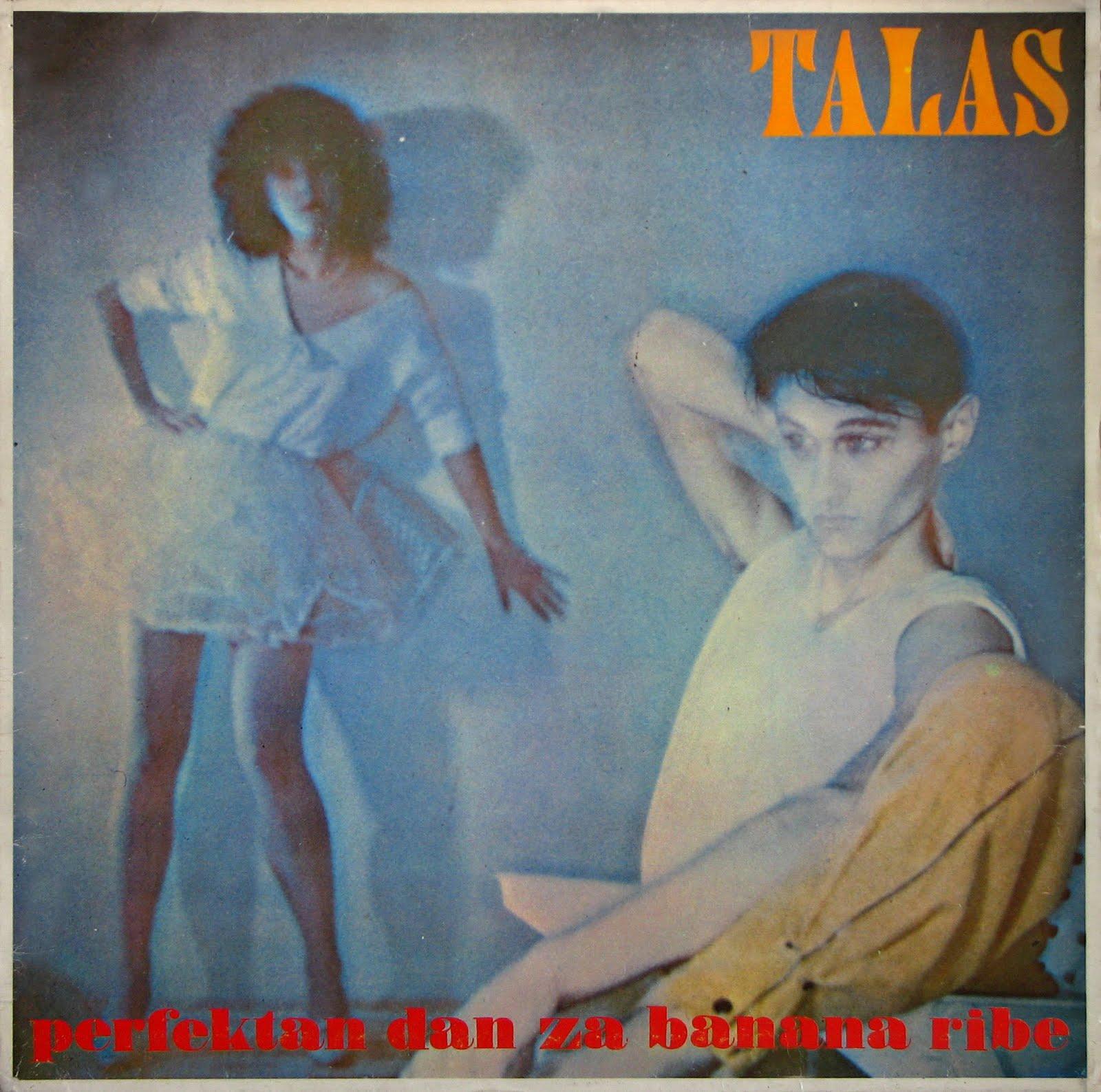 Talas - 1983 - Perfektan dan za banana ribe LP (1)