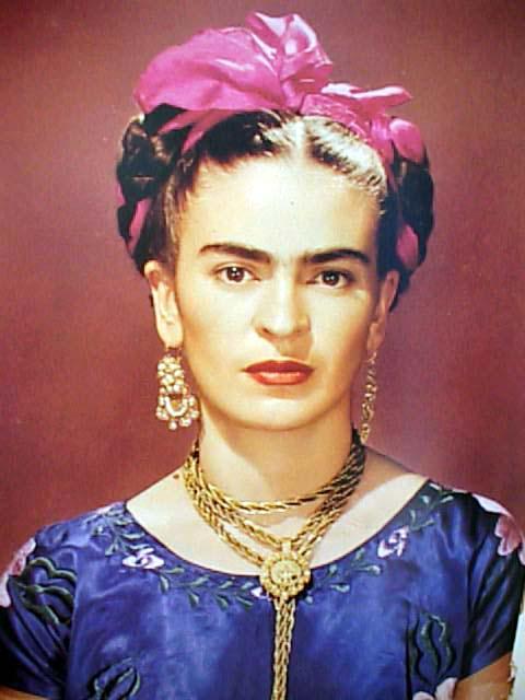 Frida Kalo Foto: www.fridakahlo.org