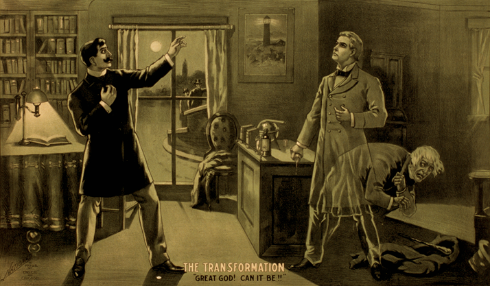 doktor dzekil i gospodin hajd