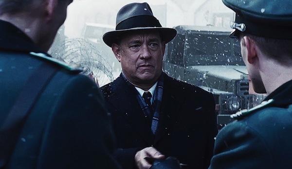 tom henks bridge of spies