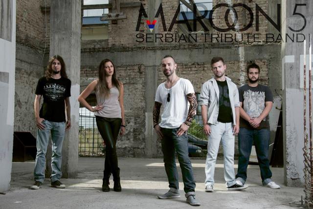 Maroon 5 Serbia