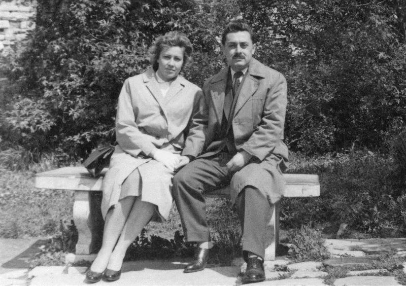 Parfimerija Sava - Nenadovi roditelji