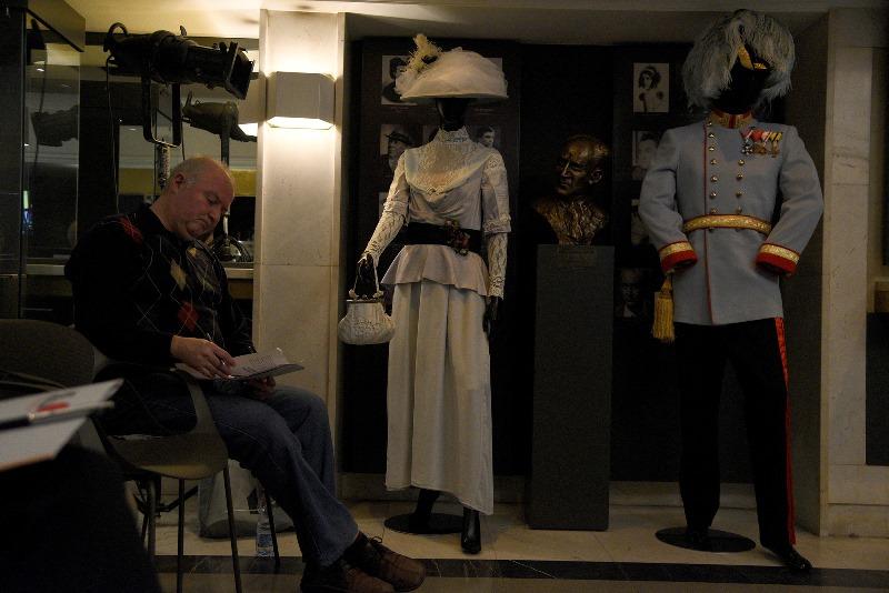 Noc muzeja 2017 - kostimi Sofije Čotek i Franca Ferdinanda