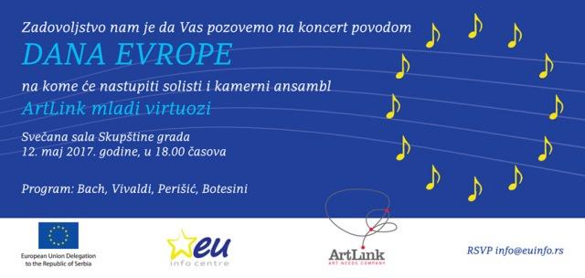 Dan Evrope ArtLink 2017