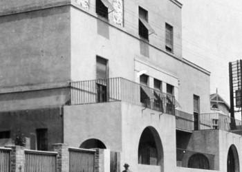 Milan Zlokovic - Porodicna kuca Milana Zlokovica, 1927 - Copy