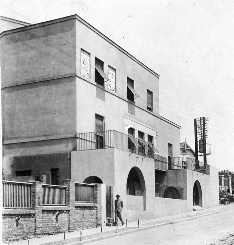 Milan Zlokovic - Porodicna kuca Milana Zlokovica, 1927