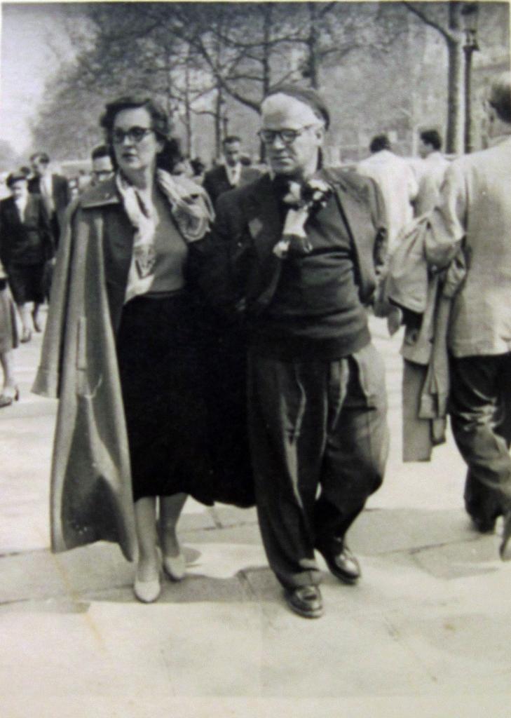 Petar i Vera Lubarda foto3