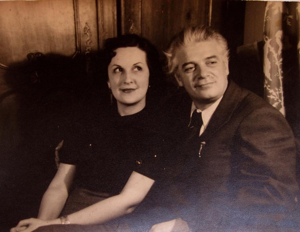 Petar i Vera Lubarda