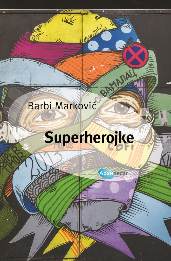 Barbi Markovic Superherojke