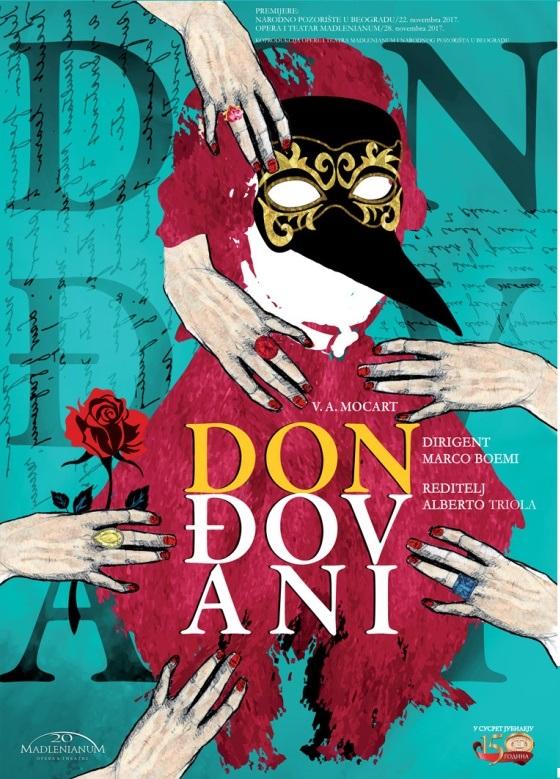 Don Djovani Madlenianum Narodno pozoriste