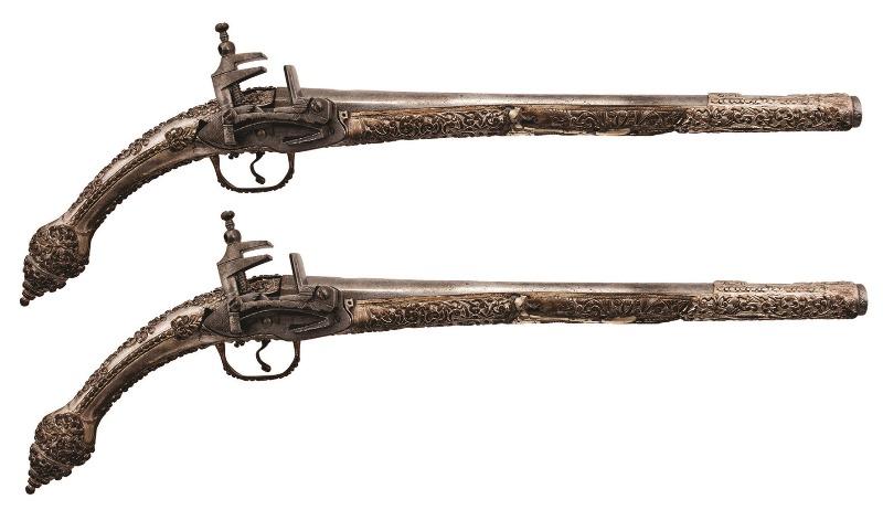 karadjordjev pistolj kremenjak ledenica