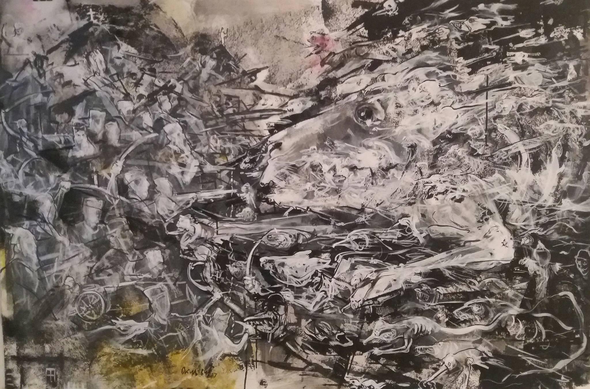 Nemanja Okiljevic slikar 2