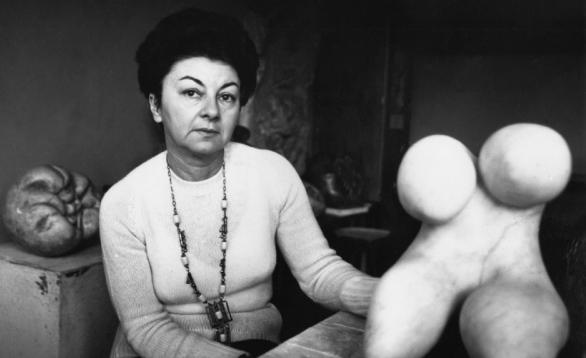 Olga Jancic - atelje - Senjak