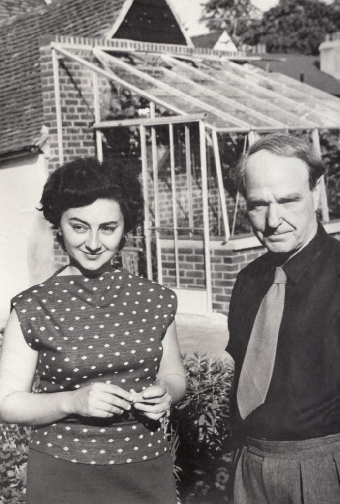Olga Jancic i Henri Mur