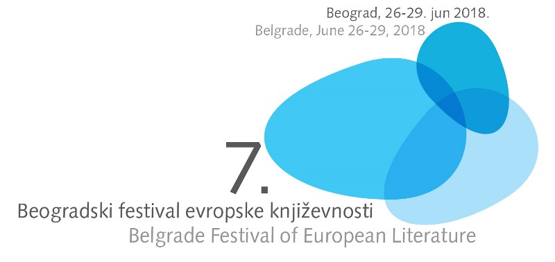 7. Beogradski festival evropske književnosti logo