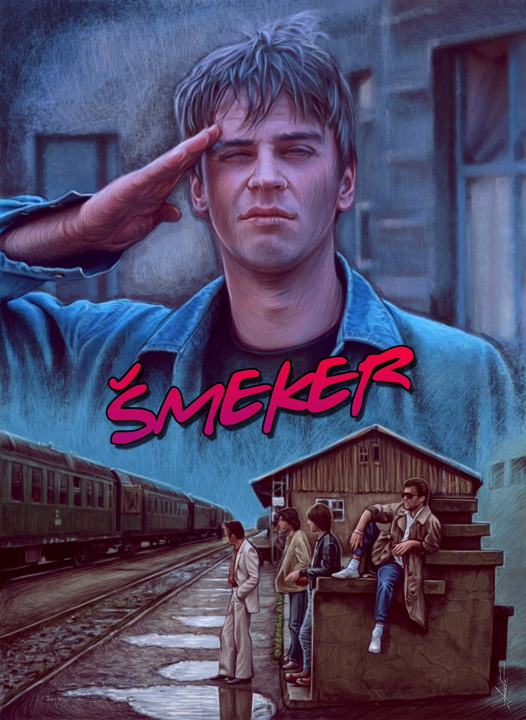 Smeker - Stevan Aleksic