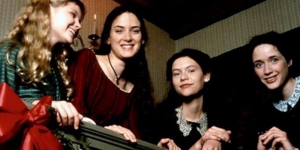 Male zene 1994 film - Kirsten Danst, Vinona Rajder, Kler Dejns i Trini Alvarado