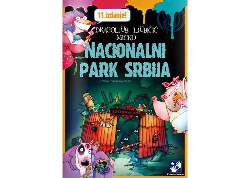 Nacionalni park Srbija - Dragoljub Ljubicic Micko (1)