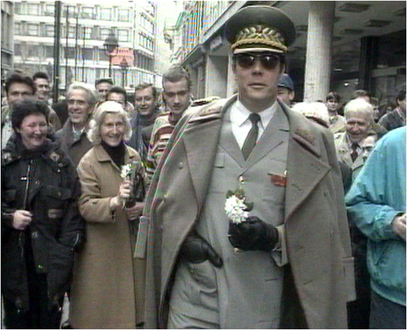Tito po drugi put medju Srbima - Dragoljub Ljubicic Micko