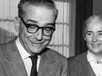 Ivo Andric i Milica Babic