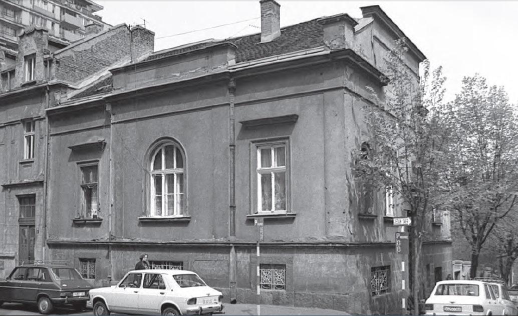 Kuca Beta i Rista Vukanovic - Posle Drugog svetskog rata