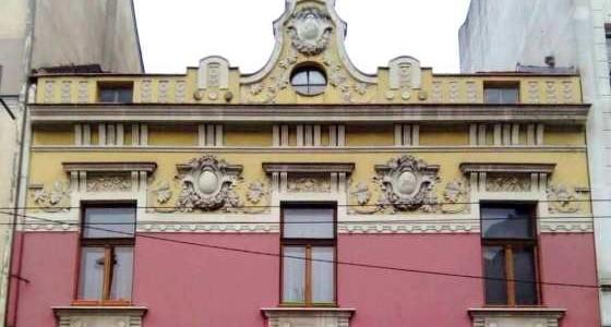 Kuca Urosa Predica - Svetogorska Beograd - Dom Urosa Predica