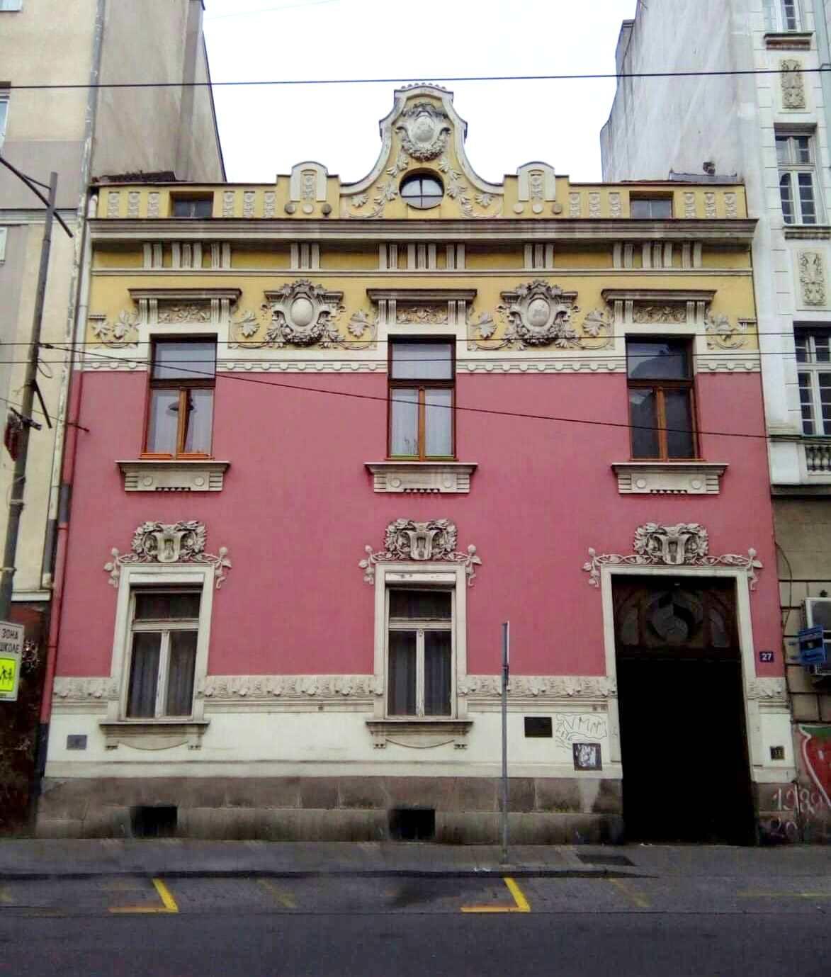 Kuca Urosa Predica - Svetogorska Beograd