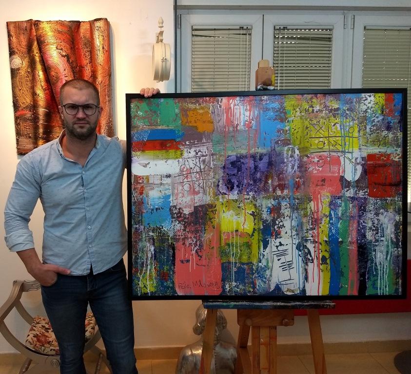 Pedja Milosavljevic slikar