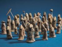 Stubline - Grupni nalaz 44 figurine (2008). Foto Vladimir Popovic
