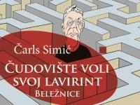 Arhipelag - Carls Simic Cudoviste voli svoj lavirint - Sajam knjiga 2018