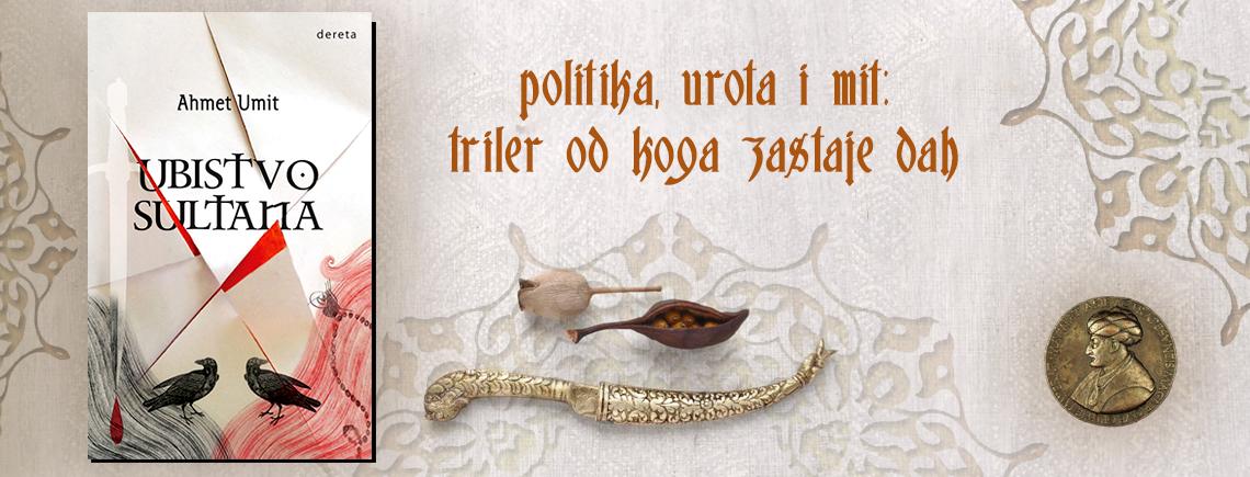 UBISTVO SULTANA - Dereta