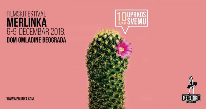 Merlinka festival 2018 - Dom omladine - Beograd