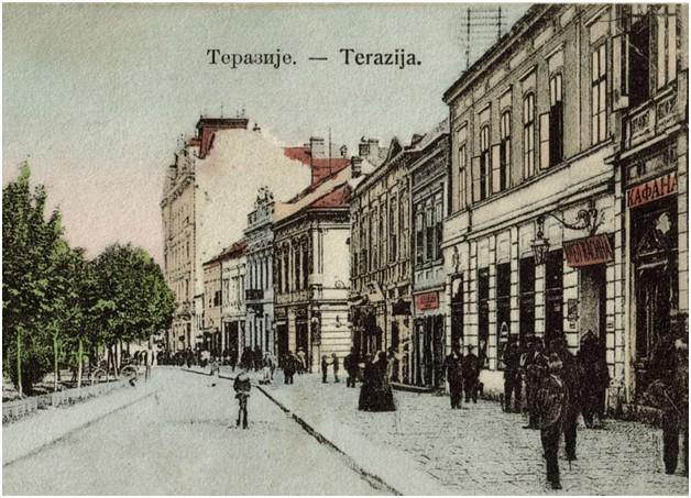 Stari Beograd - Hotel Kasina