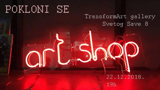 Transformart gallery Beograd