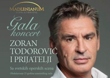 Zoran Todorovic - Madlenianum - 2019