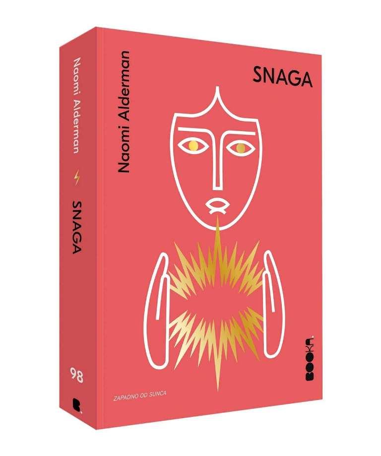 Snaga - Naomi Alderman - Booka