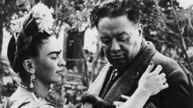 Frida Kalo i Dijego Rivera Ruski dom