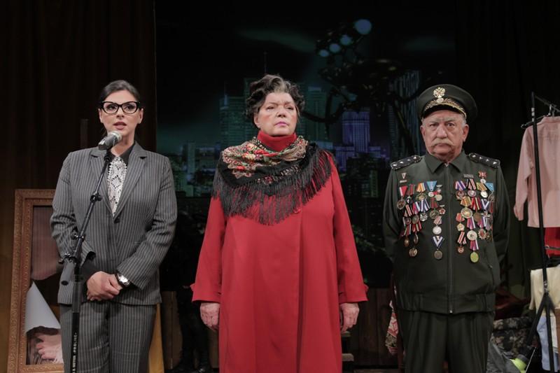Koferce predstava - Madlenianum 2019 - Danina Jeftic, Gorica Popovic, Ivan Bekjarev