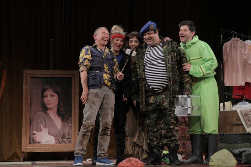 Koferce predstava - Madlenianum 2019 - Miljan Prljeta, Vanja Nenadic, Marko Gvero