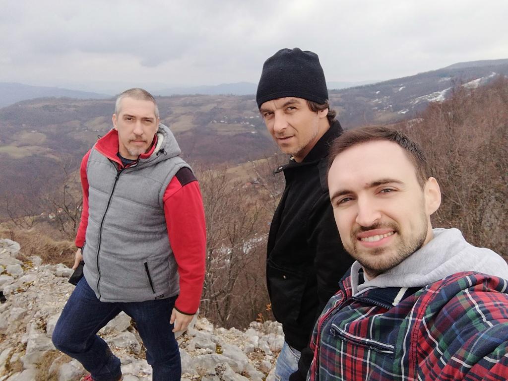 Upoznaj Srbiju - Milan Gocmanac Dalibor Toskovic Dusan Veselinovic - tvrdjava Solotnik