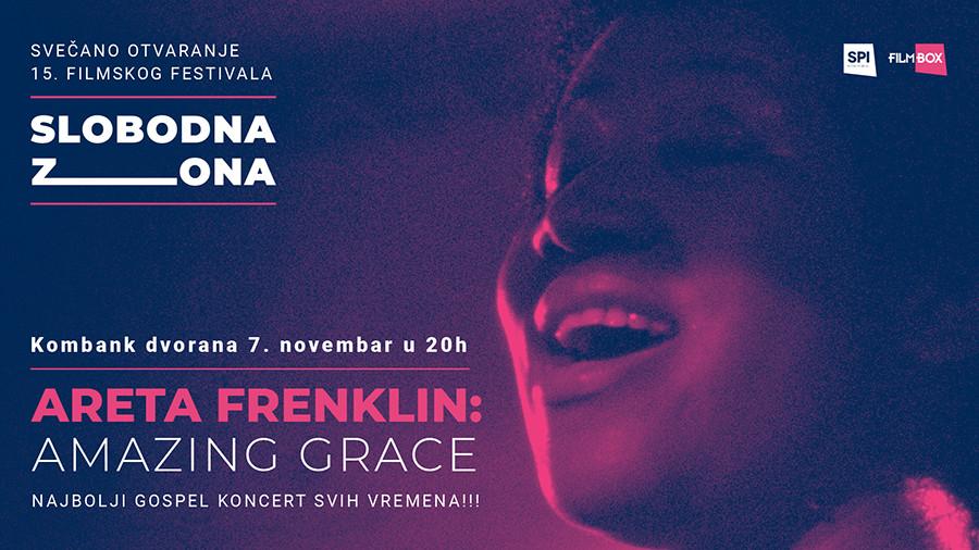 Slobodna Zona_Areta Frenklin-Amazing Grace